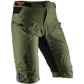 Leatt DBX 5.0 All Mountain Shorts Heren, forest